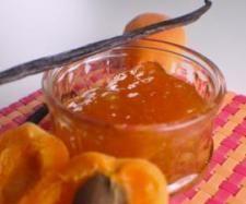 Rezept Aprikosenmarmelade mit Amaretto Disaronno oder Grand Marnier und Vanille von Sambini - Rezept der Kategorie Saucen/Dips/Brotaufstriche