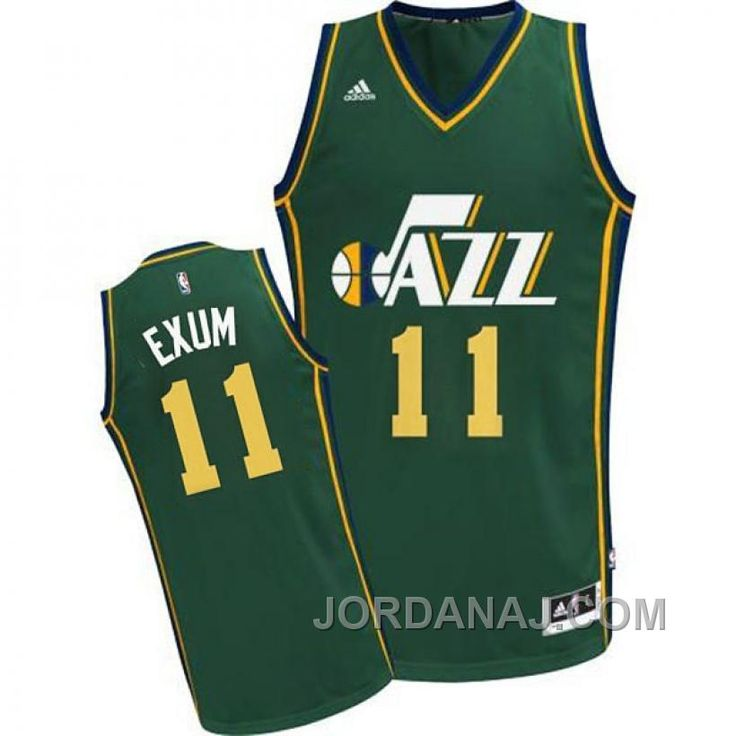 http://www.jordanaj.com/dante-exum-utah-jazz-11-201415-new-swingman-alternate-green-jersey.html DANTE EXUM UTAH JAZZ #11 2014-15 NEW SWINGMAN ALTERNATE GREEN JERSEY Only 83.13€ , Free Shipping!