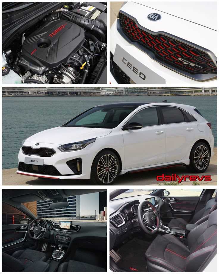 2019 Kia Ceed GT HQ Pictures, Specs, information and