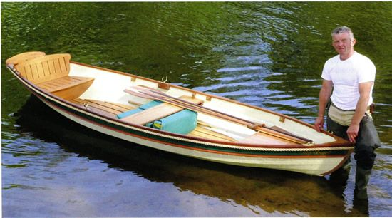 14' THAMES SKIFF | So you think that you like rowing boats ...