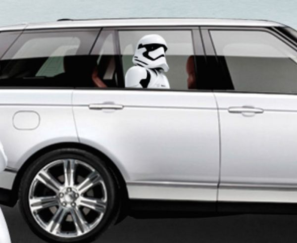 Star wars the force awakens for your car this cybermonday