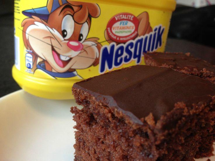 les 25 meilleures idées de la catégorie gâteau nesquik sur