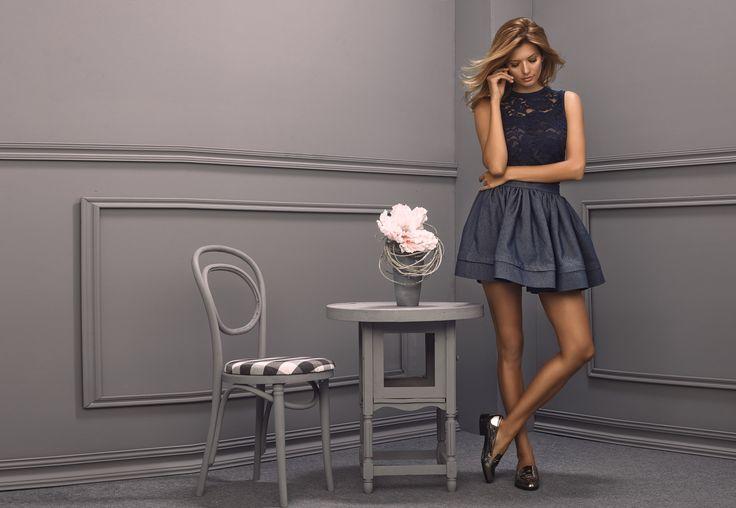 Medea Blouse / Pini Skirt