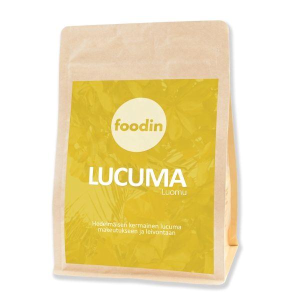 Lucuma-jauhe (myös muut valmistajat)