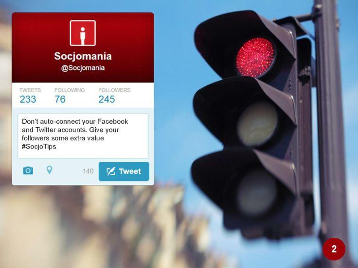 50 Twitter Tips (2). Full presentation: https://www.slideshare.net/Socjomania/the-ultimate-guide-to-twitter-50-useful-tips  #Twitter #TwitterTips #SocialMedia #SocialMediaTips