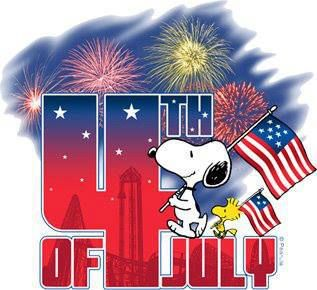 Happy 4 th of July!