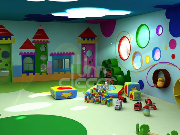 Created By Van Phan 2012Software 3Dsmax Vray PhotoshopIdea Kindergarten InteriorKid PlayroomSchool DesignKindergartensThe