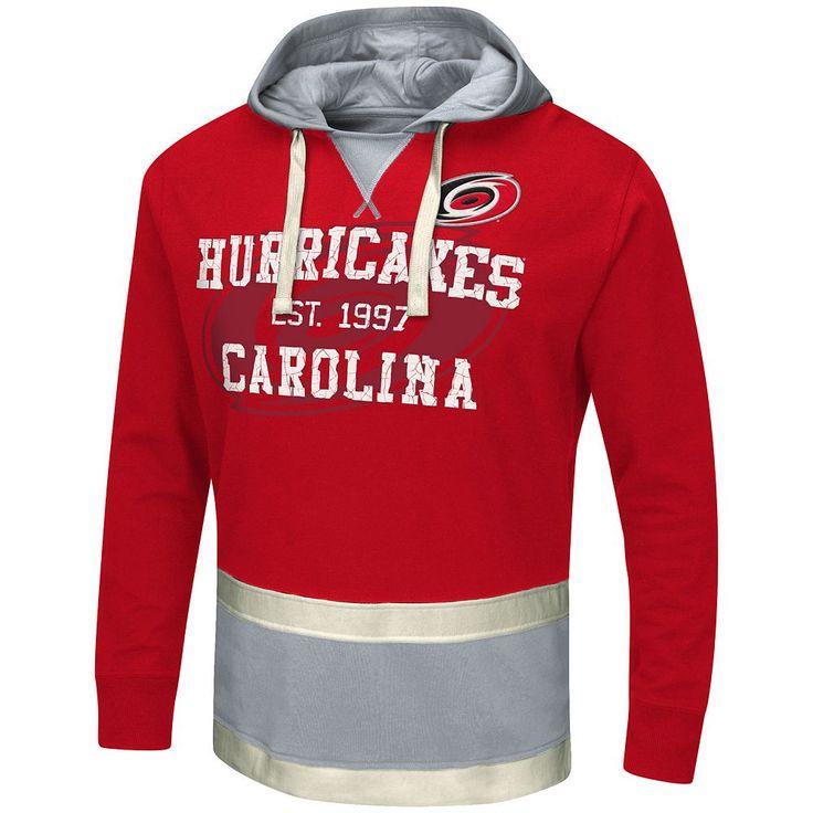 Men's Carolina Hurricanes Flow Hoodie, Size: Medium, Ovrfl Oth