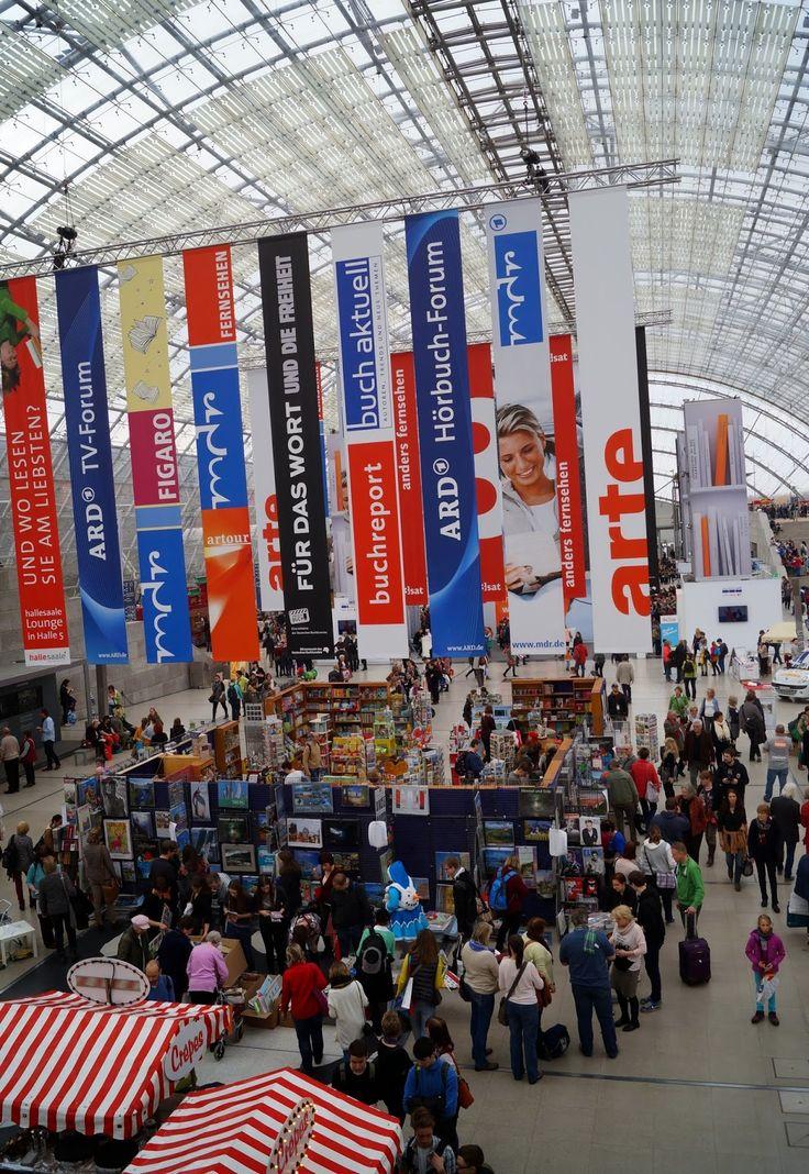 Lesendes Katzenpersonal: [Messe] Leipziger Buchmesse 2015 - Tag 2