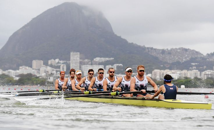 "UK Sport on Twitter: ""The men's #rowing eight have qualified fastest for their…"