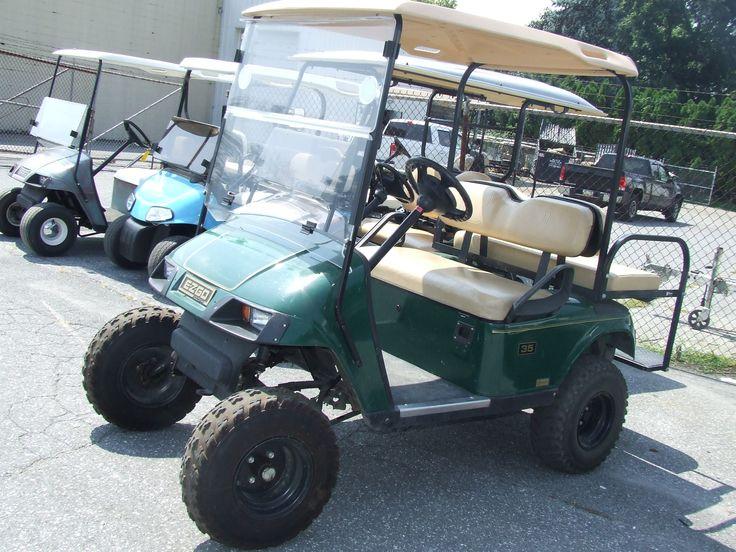 Pin by Stoltzfoos Golf Carts, LLC on Golf Carts Golf