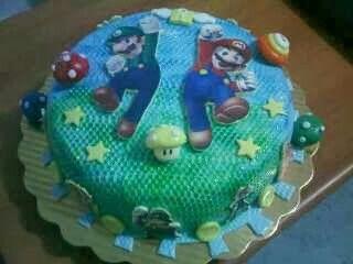 El heroe de los video juegos Mario bross y luigui los fontaneros