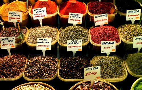 Learn the Translations for the different spices in Turkish. #turkish food translations, #turkish for spice, #turkish spices