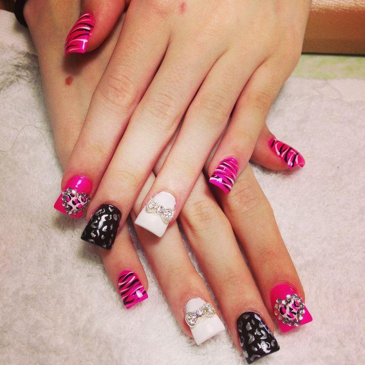 Diva Design: 15 Best Images About Diva Nails 3d Design On Pinterest