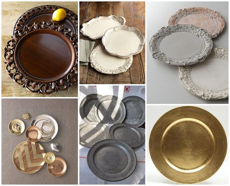 Awesome Plate Charger Wedding Ideas That You Can Afford