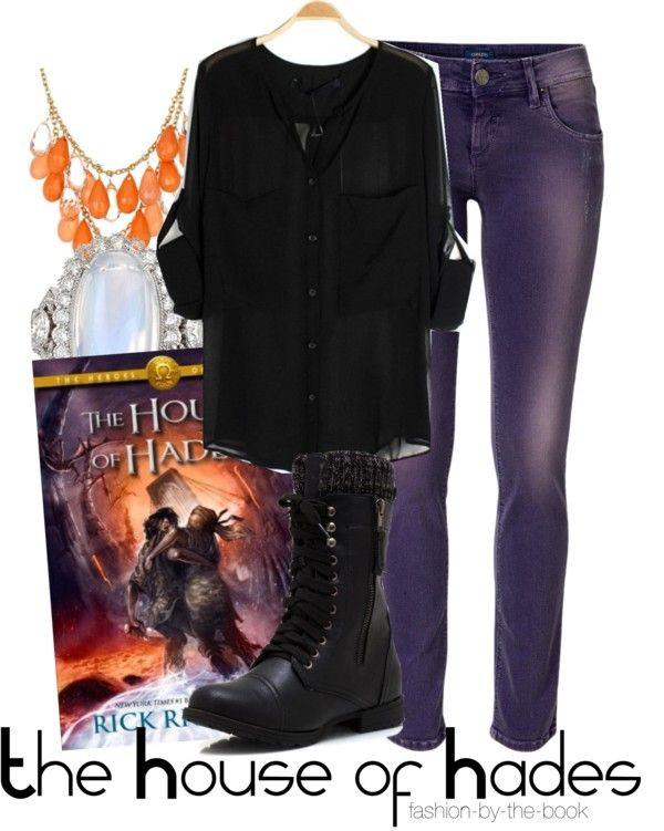 The House of Hades by Rick Riordan Find it here Thought I should do a less-girly version too :)