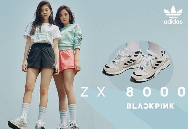 creare Controllo vapore  Photos] BLACKPINK X ADIDAS KOREA 2018 | Adidas, Adidas zx 8000, Adidas zx