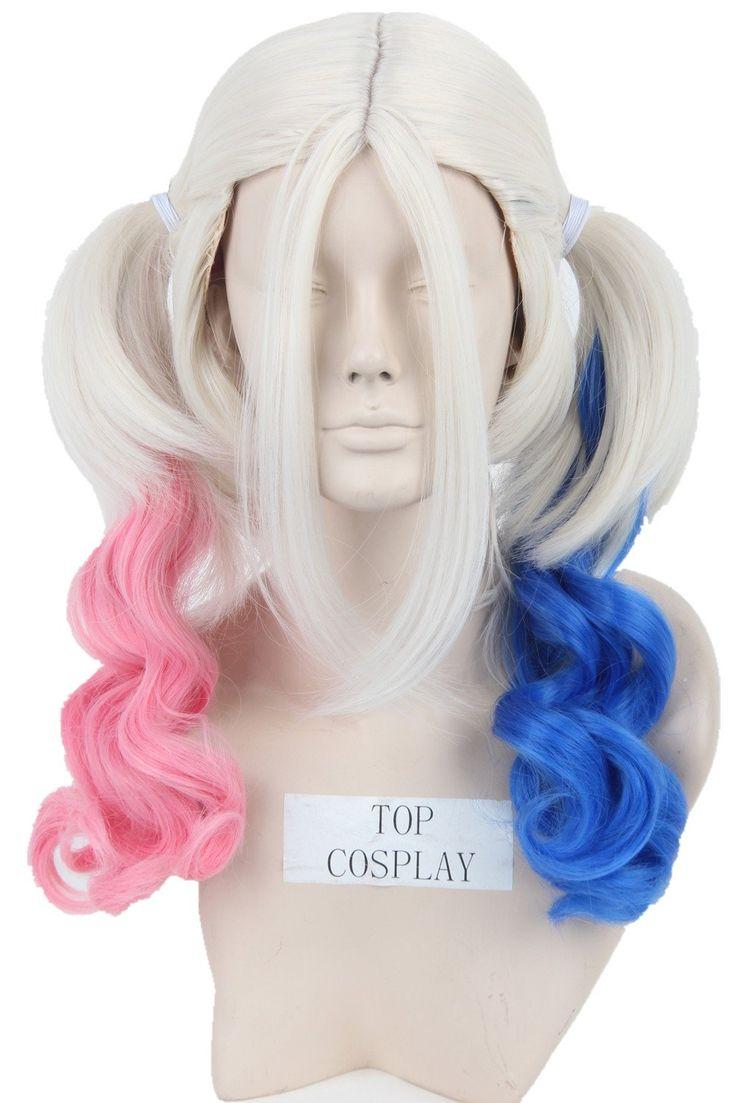 Topcosplay Women S Cosplay Wig Medium Lenght Curly Fiber