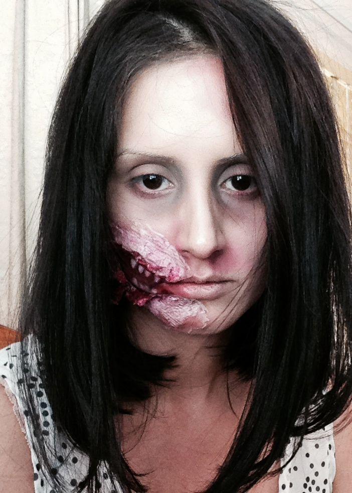 20 best I\'m bored. images on Pinterest | Halloween make, Make up ...