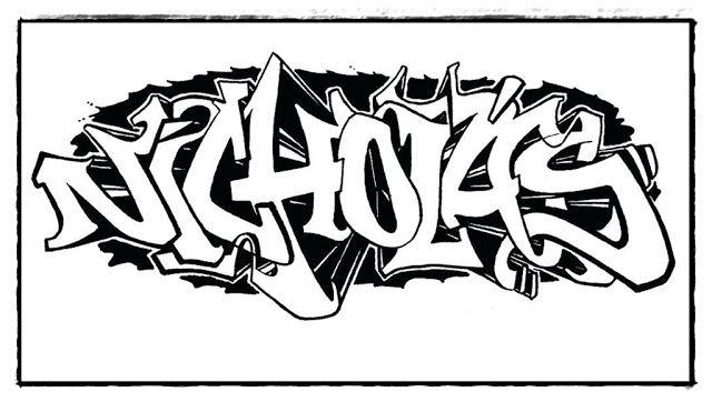Graffiti Ausmalbilder Namen Graffiti Schrift Coloring Pages Name Coloring Pages Detailed Coloring Pages