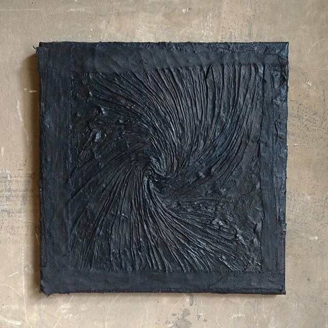 Void!Void!Void!, oil on canvas. 30x30cm. . . . . #art #painting #minimal #textures #ratedmodernart #artforsale #picame #artbuyers #blackmirror #arts_help #thednalife #minimalism #flaming_abstracts #theartpole #theartisthemotive #arts_gate @picame #art_spotlight #allartpost #blvart #artstarsmag #abstractogram #artsanity @art_sanity #artfido #theartshed #creativeuprising #welkinart #contemporaryartcurator @contemporaryartcurator@alexanderschwarzart