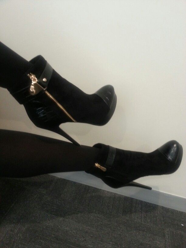 My favourite ankle boots