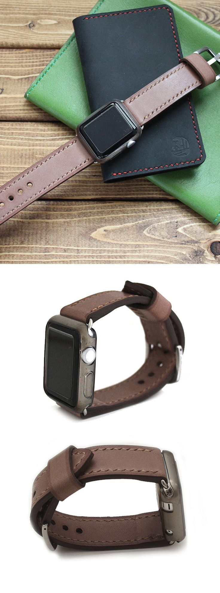 Apple Watch Band, Hand Stitched Apple Watch strap in baseball glove leather. Latte, cream… - http://soheri.guugles.com/2018/02/11/apple-watch-band-hand-stitched-apple-watch-strap-in-baseball-glove-leather-latte-cream-2/