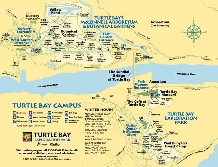 10 Best Turtle Bay Exploration Park Images On Pinterest