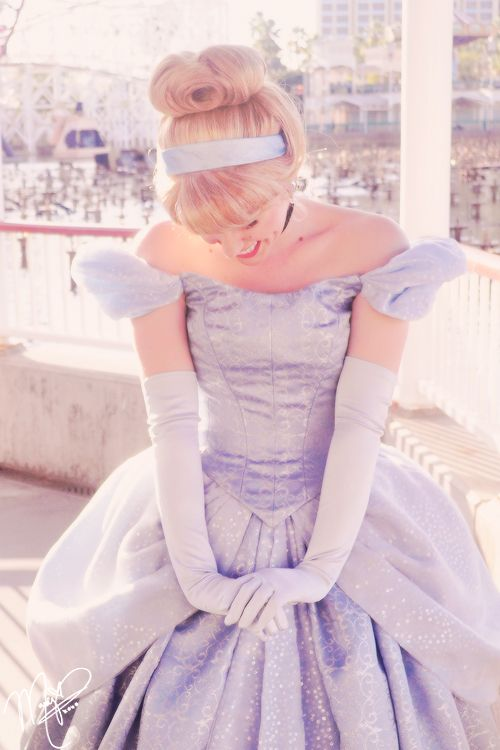 """One of the best parts about being a princess is you constantly have a solution for that issue of """"I don't know what to do with my hands."""""""