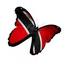 Trinidad and Tobago Butterfly FlagFLAGS OF THE WORLD : More Pins Like This At FOSTERGINGER @ Pinterest