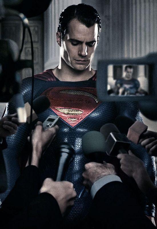 Henry Cavill - Batman v Superman: Dawn of Justice (2016)
