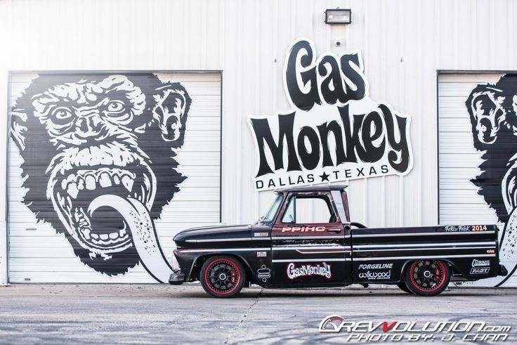 2014 PPIHC Pace Truck: Gas Monkey Garage's 1965 Chevrolet C10 Restomod - The Modified Lifestyle | Revvolution