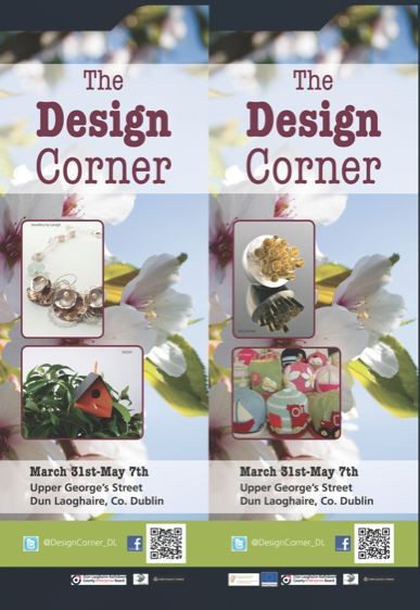 Dún Laoghaire - The Design Corner Street Lamp Banners