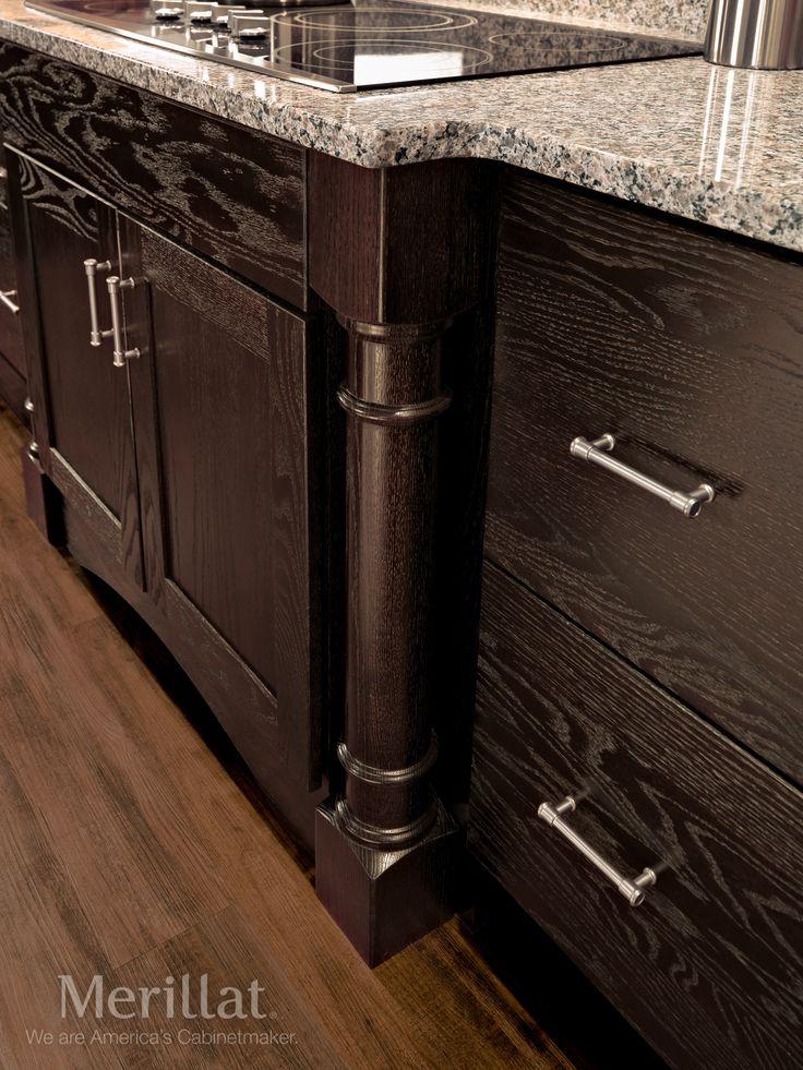 Best Merillat Classic® Tolani Oak Kona Merillat® Cabinetry 400 x 300