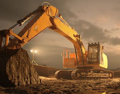 "Check out new work on my @Behance portfolio: ""Excavator CGI"" http://be.net/gallery/34685953/Excavator-CGI"