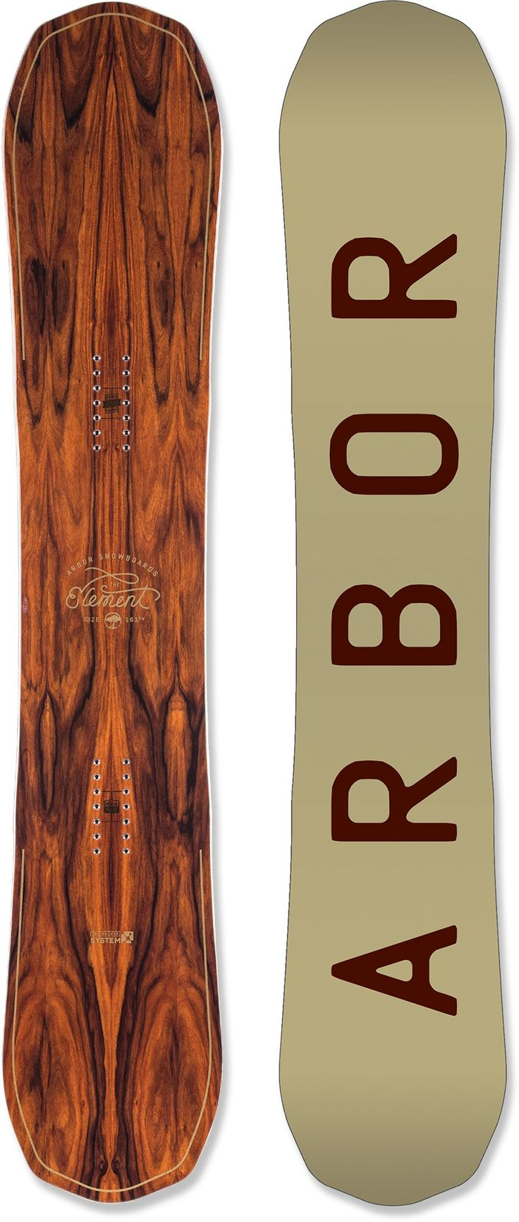 Arbor Male Element Premium Snowboard /2016