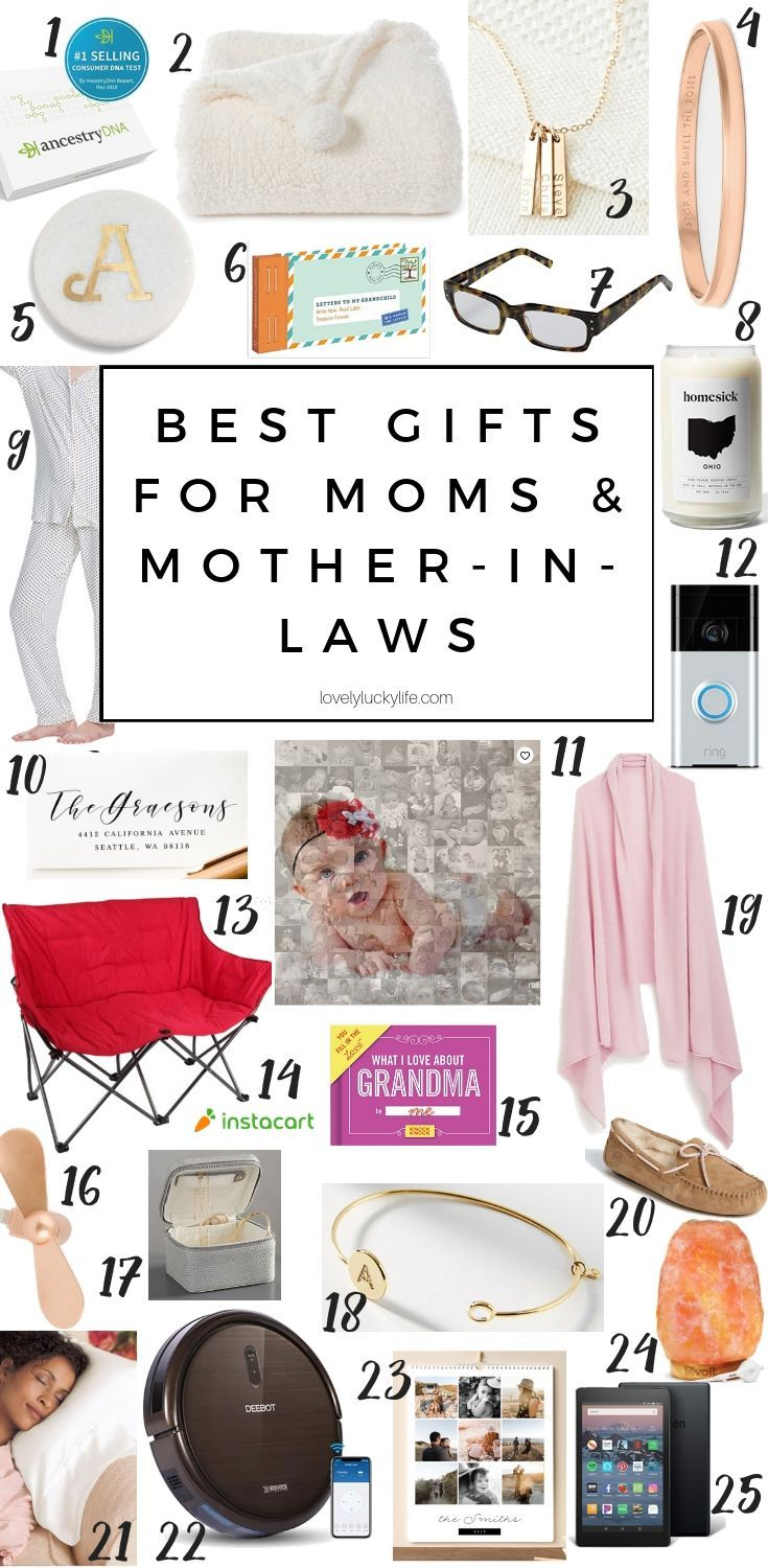 Impressive Gift Ideas for Your Mom or MIL | In law ...