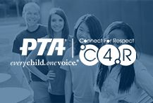 Connect for Respect (C4R) is National PTA's initiative to help students, parents and educators to create school climates full of safe and supportive peer relationships. Great tips for bullying prevention.