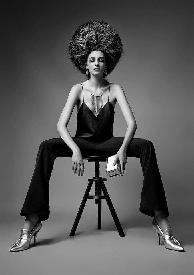 Photographer: Attila Udvardi Photography Stylist: Otto Horvath Make-up: Évi Tájcsnek Hair: Ábel Telenkó Close Model: Nikolett @ Attractive Models