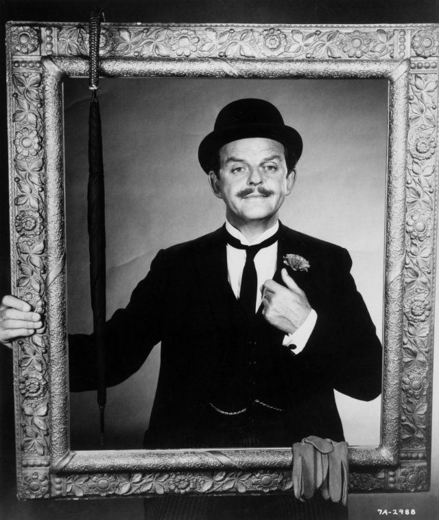 May 7, 2013: David Tomlinson, the dad in Mary Poppins, would have been 96 today. (Still of David Tomlinson in Mary Poppins) www.groovie.com
