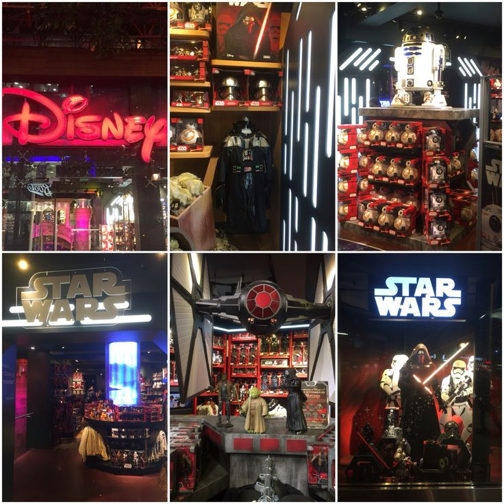 Was surprised and excited to see the #StarWars #TheForceAwakens display dominate the #DisneyStore on #OxfordStreet, so I had to go in for closer look. Kids nowadays are getting toys that are more and more kick-arse than we did back in my day! #awesome #disney #shop #shopper #shopping #greaterlondon #london