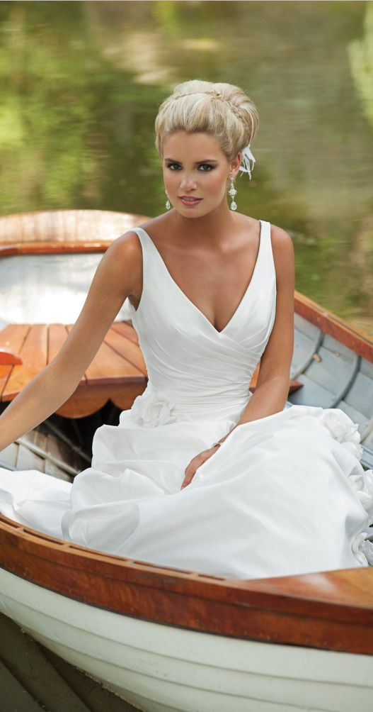 "! ""Jadranka Gospic"" ! ♡ Love Story ♡ Wedding photo in a boat"