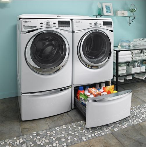 How to Keep Your Front Loading Washing Machine From Smelling (and how to fix it if it happens)Nice Washerdri, Whirlpool Duet, Duet Washer, Nice Washer Dry, Cleaning Washer, Laundry Rooms, Smells Whirlpoolmom, Nice Laundry, Front Loader