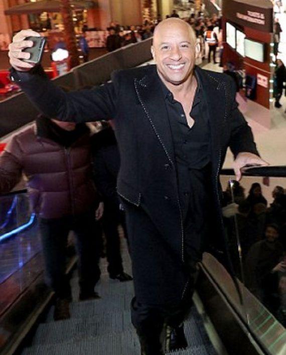 Vin Diesel xXx 3 Movie Premiere Coat (2)
