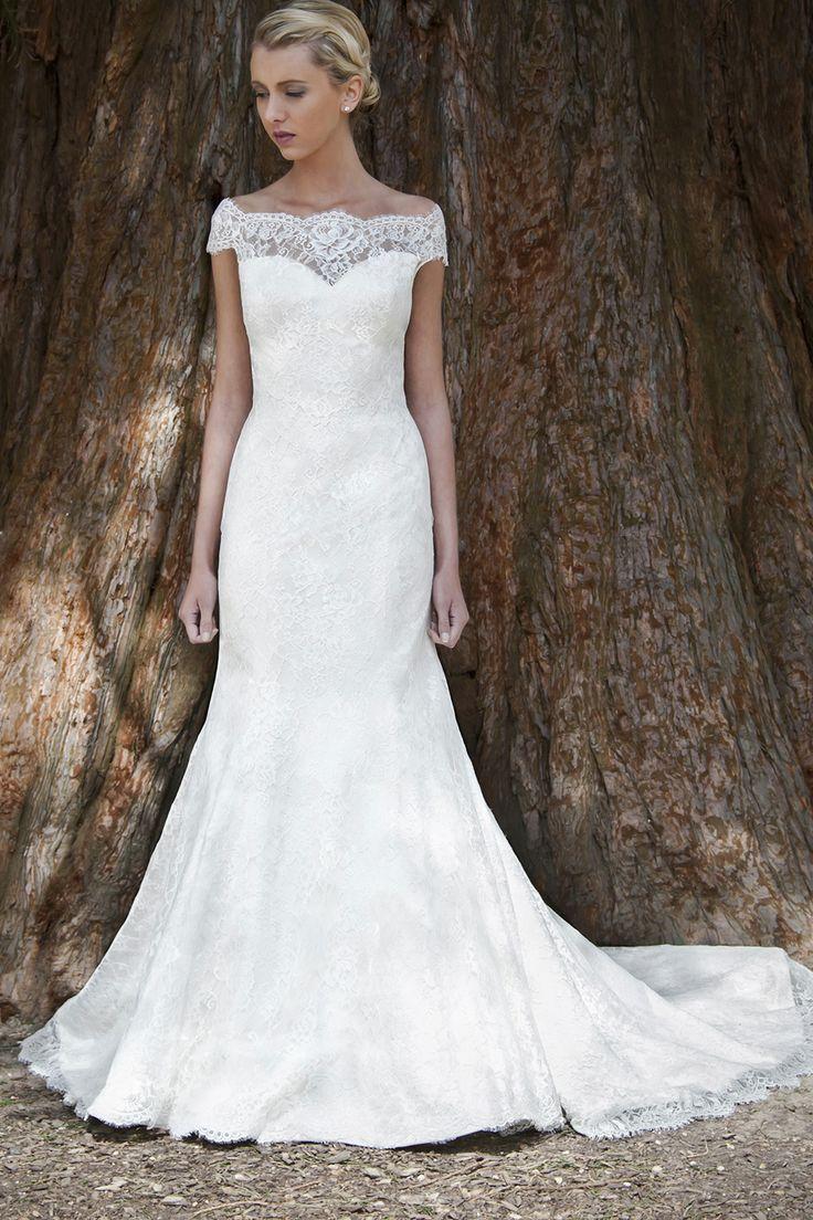 Stunning Augusta Jones Skyler Wedding Dress Now Available. Buy Wedding  Dresses   Fast Delivery At Krystle Brides
