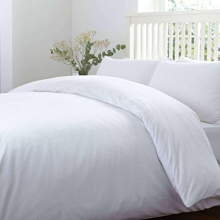 Brushed Cotton Duvet Cover | Dunelm