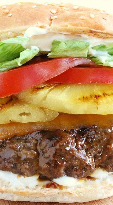 Copycat: Red Robin Banzai Burger Recipe