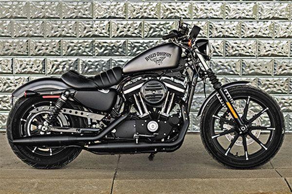 2016 Harley Davidson Iron 883 Custom Motorcycles