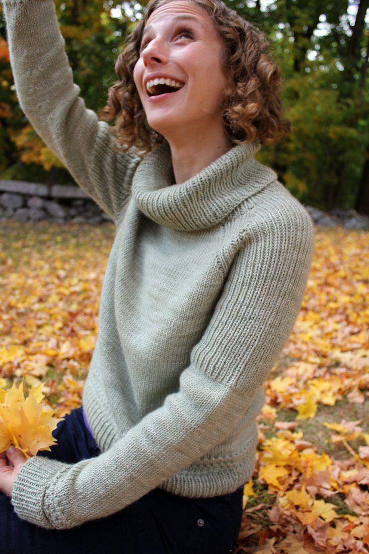 September Morn sweater