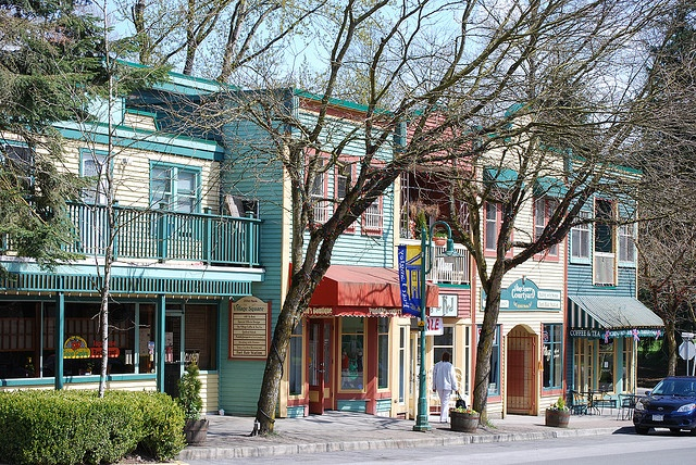 Fort Langley - My home town.